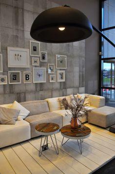 Hoe krijg je de industriële vintage stijl uit een New Yorkse loft in jehuis?