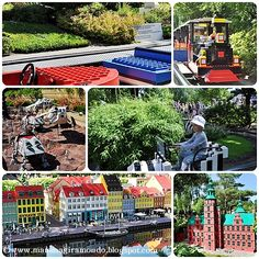 Legoland, Denmark- as a child one of the BEST vacations :)