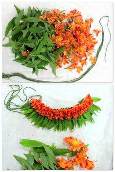 Lei, Fresh Flower Lei, Hawaiian Lei, Hawaiian Flowers, A Perfect Gift For Any Occasions. Hawaiian Crafts, Hawaiian Art, Hawaiian Flowers, Hawaiian Leis, Flower Lei, Flower Garlands, Flower Decorations, Flower Crafts, Tahitian Costumes