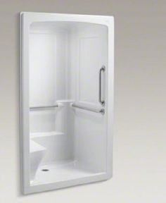 stunning one piece shower units to your bathroom wonderful one piece shower units white unit