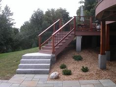 Decks in MA — Natural Path Landscaping