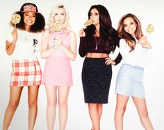 Little Mix always has such iconic-cute/unique fashion! They are my style role models!