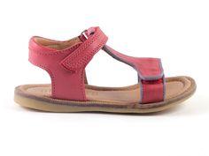 Bisgaard+70248-19+sandalen++rood+(maat+26-38)