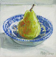 Pear Poem