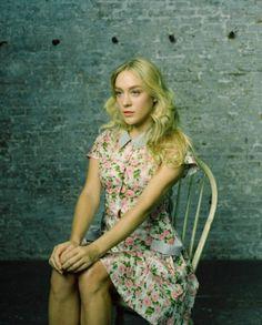 Chloe Sevigny. Brilliant actress.