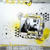 A Project by Sabscreas from our Scrapbooking Gallery originally submitted 02/16/13 at 04:48 AM