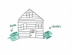 New House w/Bad Drawings