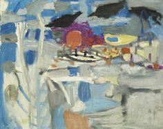 'Tiefer Mond' (Deep Moon), 1957 - Max Gubler (1898–1973)