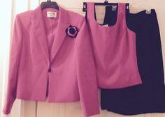 Kasper 3 piece skirt suit..view here..http://stores.ebay.com/2014ctayltreasures