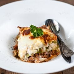 Looks and sounds like the real deal! [Lasagna Bolognese. It's the most real presentation of Italian cuisine at home! (scroll down for recipe in English)]