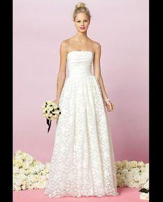 BRIDES: 20 Gorgeous Wedding Dresses for Less Than $1,000