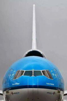 The most beautiful plane