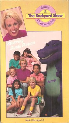 barney and the backyard gang more backyard gang short barney a barney