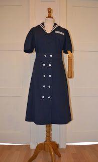 Sailor Girl Playsuit Wearing History - Fashion Fantastica