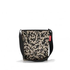 Reisenthel ShoulderBag S Baroque taupe Baroque, Shoulder Bag, Unisex, Zip, Bags, Fashion, Handbags, Moda, Fashion Styles