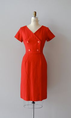 vintage 1960s dress | JOANIE dress