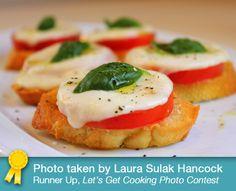 Giada+De+Laurentiis+-+Baked+Caprese+Salad