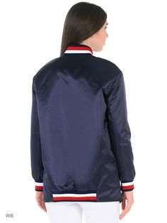 Бомбер Tommy Hilfiger 3880414 в интернет-магазине Wildberries.ru