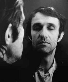 """Alighiero Boetti """"Specchio cieco"""" (Blind Mirror)"""