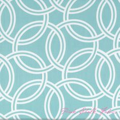 Trenna Travis Bekko Swirl Turquoise - Home Decor [MM-WS5726-Turquoise] - $15.95 : Pink Chalk Fabrics is your online source for modern quilting cottons and sewing patterns., Cloth, Pattern + Tool for Modern Sewists