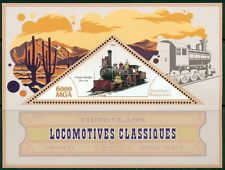 Madagascar - Locomotives / Trains