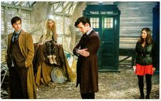SCANS: On The Set Of Doctor Who - The Day Of The Doctor   DAVID TENNANT NEWS UPDATES