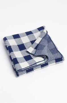 Baby Gingham Blanket