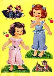 Image result for lindy-lou paper doll