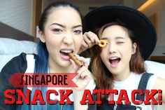 Singapore Snack Attack! | soothingsista