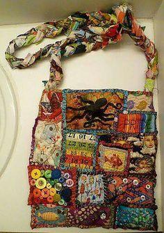 Georgeous handmade bag