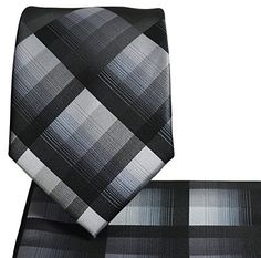 Slim Necktie and Pocket Square, Patterned http://www.yourneckties.com/slim-necktie-and-pocket-square-patterned/