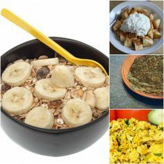 5 Simple Protein-Rich Vegetarian Breakfast Options