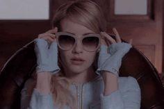 10 gafas de sol que te harán gritar (pero no de miedo) como a una Chanel de Scream Queens