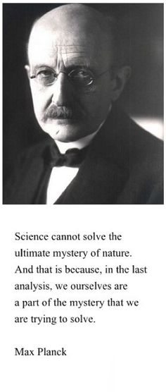 Max Planck ..*