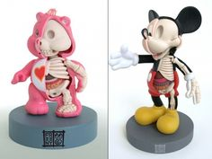 Toy Art - Jason Freeny