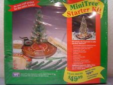 Deluxe Westrim 1985 Mini Tree Kit by TheCharmoryWorkshop on Etsy, $50.00