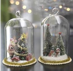cloche christmas ideas - Yahoo Image Search Results