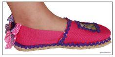 zapatilla de esparto disponible en todo color tallas desde el numero22 hasta 36
