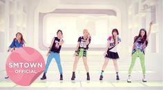에프엑스_Electric Shock_Music Video