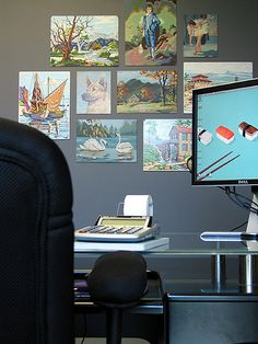 The Office by saidalice, via Flickr