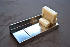 heavy-duty bladeless stainless steel soap trimmer