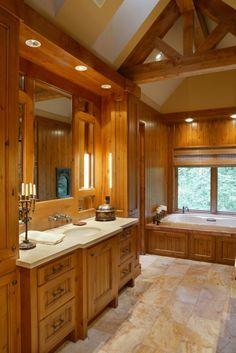 Bath..... But needs double sinks