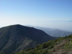 The Pursuit of Life: Climbing Saddleback Mountain, the Highest Mountain in Orange County and the Santa Ana Mountains