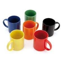 Promotional Ceramic mug 350 ml (Item: W4V8507) from £1.17 plain or branded by Water4Fish - Promotional Products & Items