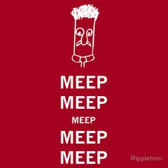 Keep Calm and Meep Meep by Rippletron Since someone always calls me Beaker! Make Me Happy, Make Me Smile, Beaker Muppets, Keep Calm And Love, My Love, Keep Calm Signs, Look Here, Geek Humor, Calm Down