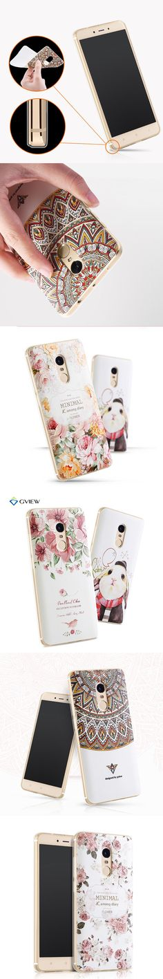 For Xiaomi Redmi note 4x Case 3D Pattern Sculpture TPU Cases Luxury Silicone Case For Xiaomi redmi note 4x Soft Back Cover