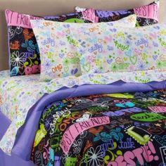Whateva 6-8 Piece Comforter and Sheet Set - BedBathandBeyond.com