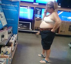40 Strangest People of Walmart Pictures That Are Hilarious