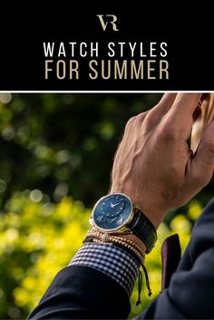 Finding a watch that won't break the bank yet is perfect for the summer time can be a tough task. What exactly is a watch perfect for summer? It should not only be stylish, with an extra dose of color, but should also be wearable to dress up or down. Whether you're going to a party on a summer evening with friends, or you're just spending time taking in the summer vibes; a timepiece perfect for summer should be able to accomodate any outfit you're rocking for any occasion.