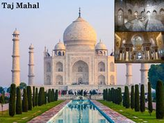 To see the beauty of this great piece of Indian architecture history known as #Taj #Mahal opt our #Delhi&Agra #TourPackage.